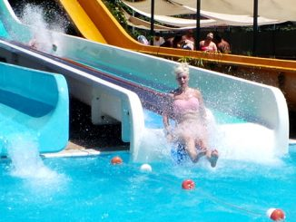 Marmaris Atlantis Water Park Rainbow Water Slide