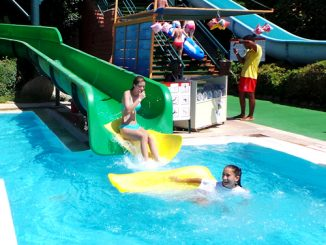 Marmaris Atlantis Water Park Süper Slide Water Slide