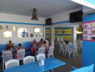 Marmaris Atlantis Water Park Treasure Restaurant