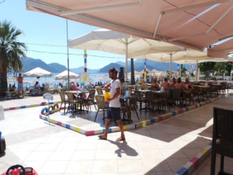 Marmaris Atlantis Water Park Aqua Restaurant