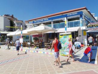 Marmaris Atlantis Beach Bar and Restaurant