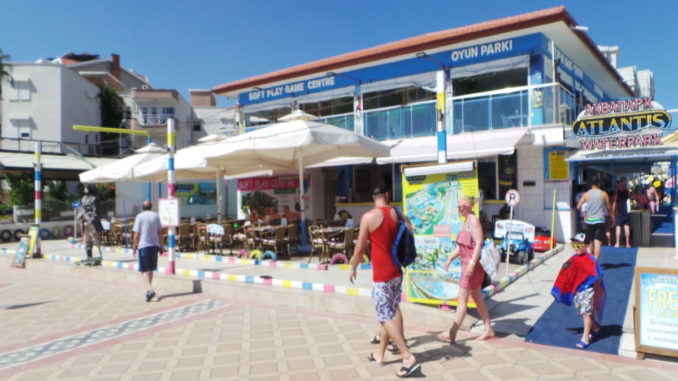 Marmaris Atlantis Beach Bar and Restaurant