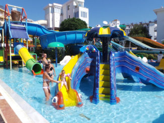 Marmaris Atlantis Water Park Kids Pool