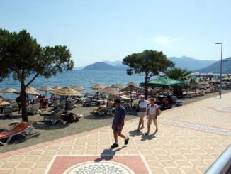 Marmaris Atlantis Water Park Location