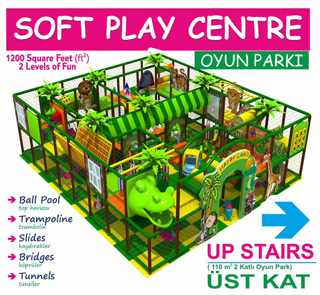 Marmaris Atlantis Soft Play Center