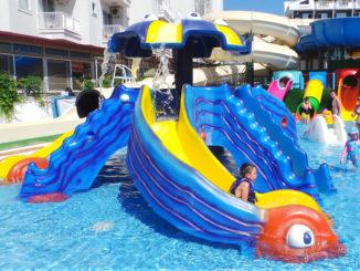 Marmaris Water Park Kids Pool