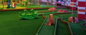 Marmaris Atlantis Su Parkı Mini Golf avd Bowling