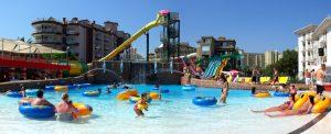 Marmaris Su Parkı Dalga Havuzu
