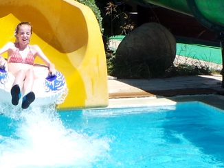Marmaris Atlantis Water Park Splash Boat Run Water Slide