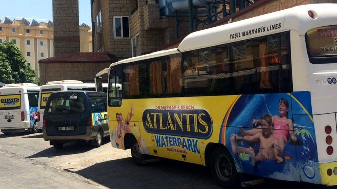 Marmaris Atlantis Water Park Free Shuttle Form