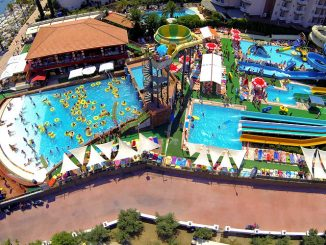 Marmaris Atlantis Water Park Wavepool
