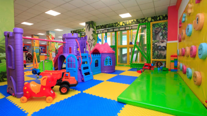 Marmaris Atlantis Water Park Kids Soft Play Center