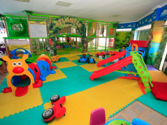 Marmaris Atlantis Water Park Kids Soft Play Center